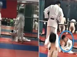 تائیوان میں کراٹے کی کلاس 27 بار زمین پر پٹخے جانے سے 7 سالہ بچہ ہلاک