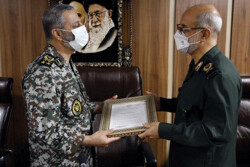 سردار اسدی نیا جانشین قرارگاه مشترک پدافند هوایی خاتمالانبیا شد