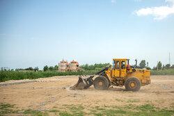 رفع تصرف اراضی کشاورزی شهرستان بروجرد