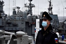 Russia conducts live fire exercise near US-led naval drill