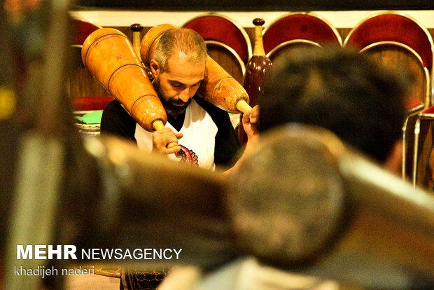 İran'da geleneksel spor
