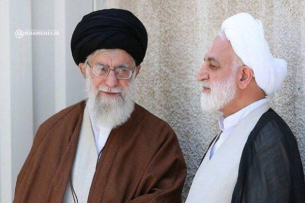 حجة الاسلام محسني اجئي رئيسا للسلطة القضائية الايرانية