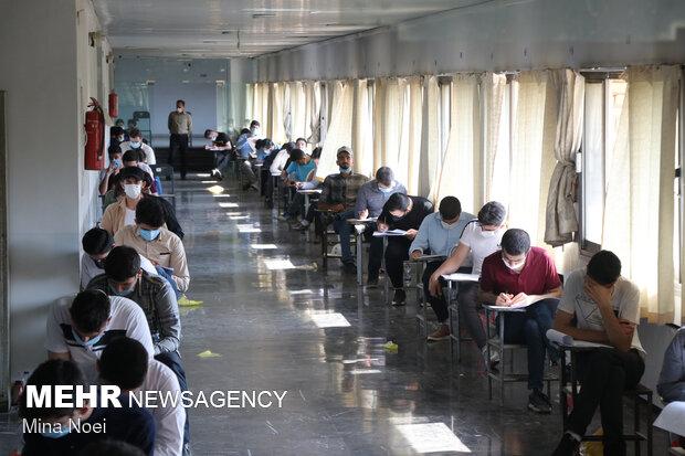 ۷ دانش آموز کمیته امداد حائز رتبه زیر ۱۰۰ کنکور شدند