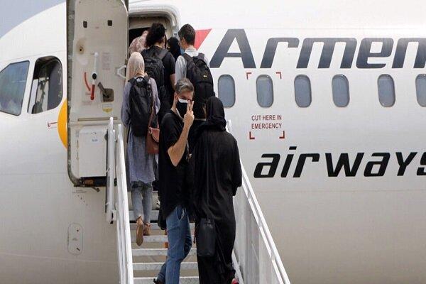 Flights between Iran's Tabriz, Armenia's Yerevan start Thur.
