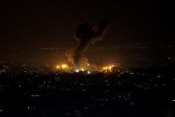 غزہ پر اسرائیل کا وحشیانہ حملہ