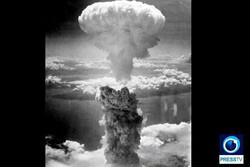 «عکسهای تکان دهنده» قربانیان بمباران اتمی هیروشیما در تلویزیون