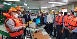 بازدید اعضای کمیسیون انرژی از جزیره خارک/ پیگیری تکمیل پروژههای نفتی
