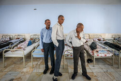 افتتاح مجموعه رفاهی و درمانی در سرای احسان