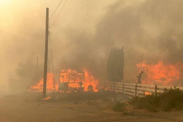 Indigenous communities in Canada burn 9 churches