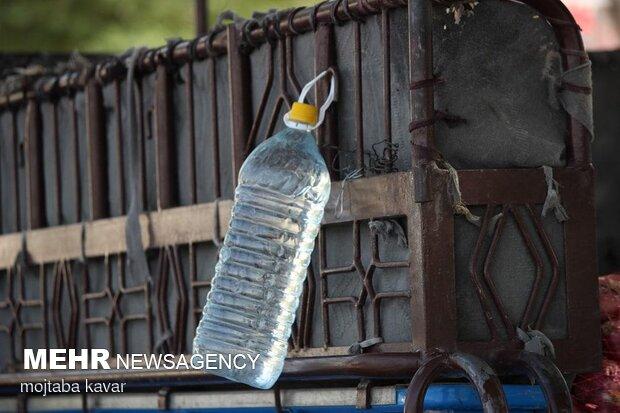 Life in Dehloran in 50-degree heat