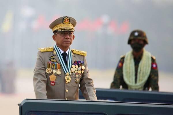 واشنگتن ۷ عضو کلیدی ارتش میانمار را تحریم کرد