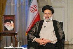تین ملکوں کے صدور کے ایران کے نئے صدر جناب رئیسی کے نام تہنتی پیغامات