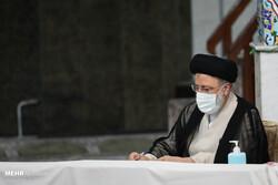 تسلیت رئیسی در پی درگذشت رئیس بنیاد مسکن انقلاب اسلامی