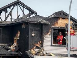 کینیڈا میں گھر میں آگ لگنے سے 7 پاکستانی جاں بحق