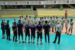 آغاز تمرینات تیم ملی والیبال در غیاب «الکنو»