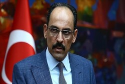 Turkey is working with Iran to secure its borders: Kalin