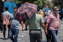 دمای برخی مناطق استان اصفهان به ۴۶ درجه سانتیگراد  میرسد