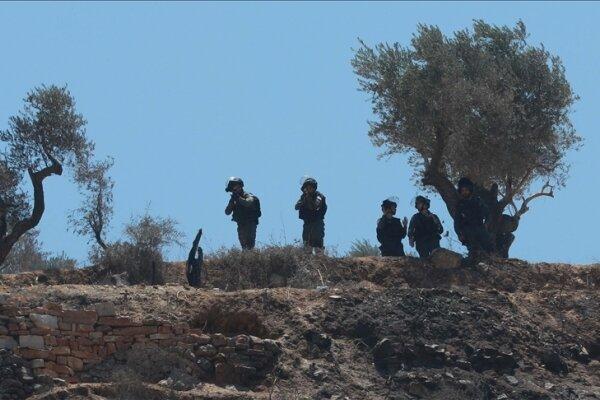 Siyonist güçlerinin Filistinlilere müdahalesinde 320 kişi yaralandı