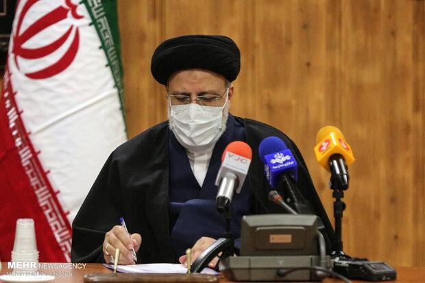 ایران کے نئے صدر کا آذربائیجان کے ساتھ تعلقات کو فروغ دینے کےعزم کا اظہار
