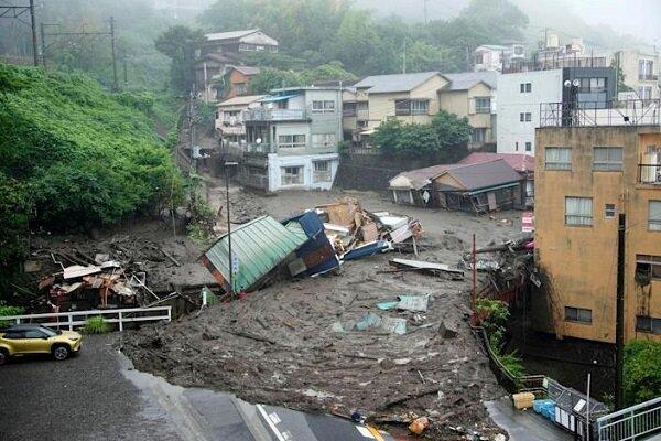 Japonya'daki heyelan ve taşkında kayıp sayısı 100'e çıktı