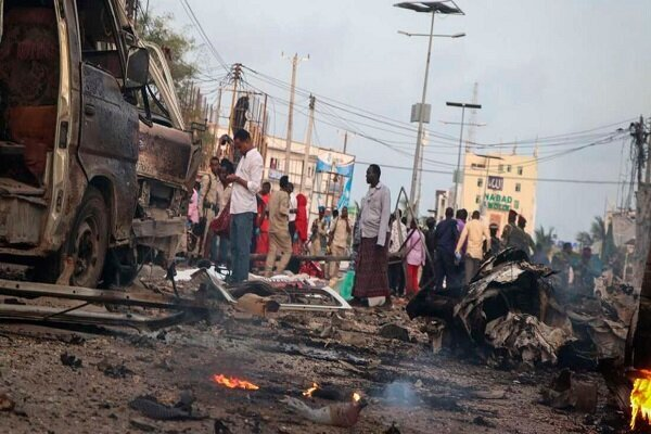 Death toll from a suicide blast in Mogadishu rises to 10