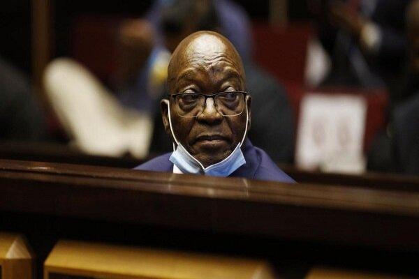 S. African ex-leader Zuma asks court to cancel jail sentence