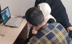 امکان ملاقات تصویری با زندانیان در گلستان فراهم شد