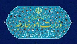 پیگیری سرنوشت چهار دیپلمات ایرانی اولویت مراودات دیپلماتیک است