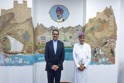 Twinning tie of Tehran, Muscat discussed by Omani official