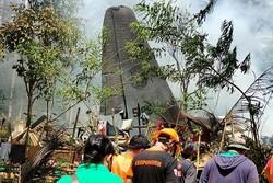 Filipinler'de düşen askeri uçakta en az 29 kişi öldü