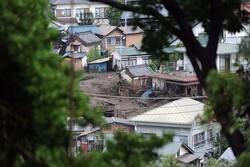 Japonya'daki heyelan ve taşkında 2 kişi öldü, 20 kişi kayboldu