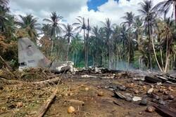 فلپائن میں فوجی طیارہ حادثے میں ہلاکتوں کی تعداد 45 تک پہنچ گئی