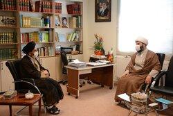 سازمان تبلیغات اسلامی کے سربراہ کا صوبہ مغربی آذربائیجان کا دورہ