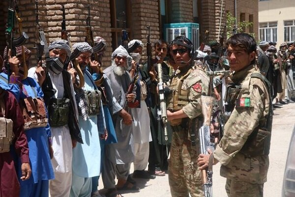 Problems in Afghanistan to be resolved by all ethnic groups