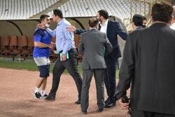 دیدار تیم های فوتبال قشقایی شیراز و بادران تهران