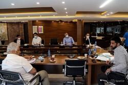 نشست هیات رئیسه فدراسیون کشتی برگزار شد