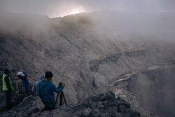 نبض آتشفشان کنگو در دست زمینشناسان