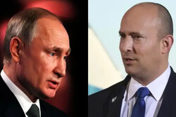 رئیسجمهور روسیه و نخستوزیر رژیم صهیونیستی دیدار میکنند