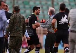 دروازه بان تیم فوتبال ذوب آهن تا اطلاع ثانوی محروم شد
