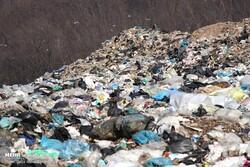 جولان زباله در کوچه پس کوچههای دهاقان/شهرداری کمبود امکانات را بهانه میکند