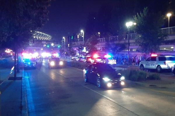Two killed, three wounded in Cincinnati shooting