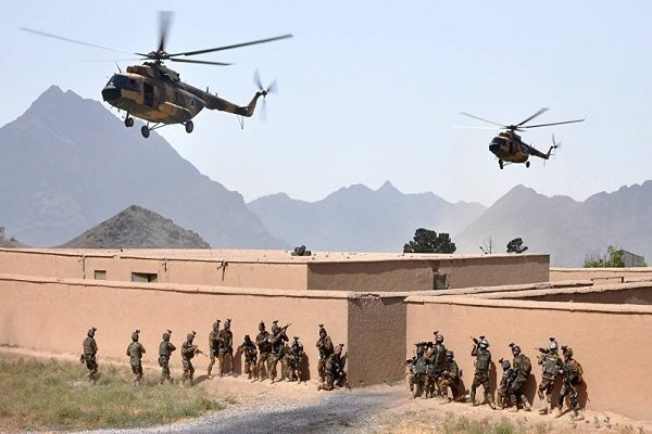 36 Taliban members killed, wounded in Afghanistan's Helmand