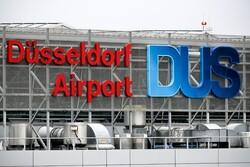 One injured in stabbing at Dusseldorf airport
