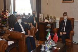 Tehran, Ankara confer on security, border coop.