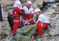 پیکر بیجان کوهنورد گمشده در ارتفاعات ایوانکی پیدا شد