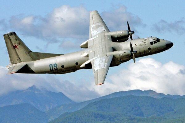 Rusya'da askeri kargo uçağı kayboldu!
