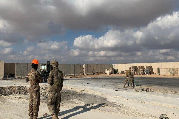 تعرض قاعدة عين الاسد لقصف بأربعة صواريخ كاتيوشا