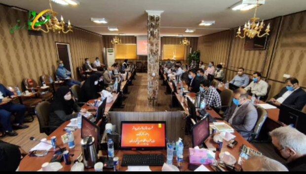 برگزاری جلسه ستاد کرونا پلدختر در غیاب رسانهها!