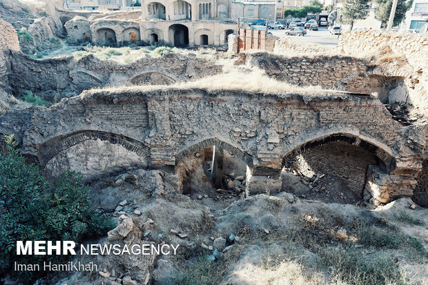 Caravanserai in Hamedan