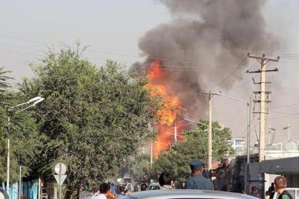 دو انفجار در ننگرهار و کنر طالبان را هدف قرار داد